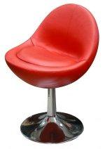 Барные стулья с хромированным металлокаркасом