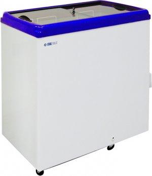 Ларь морозильный ITALFROST CF 200F синий
