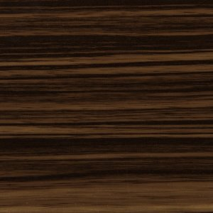Столешница МДФ Зебрано темный глянец [1853]