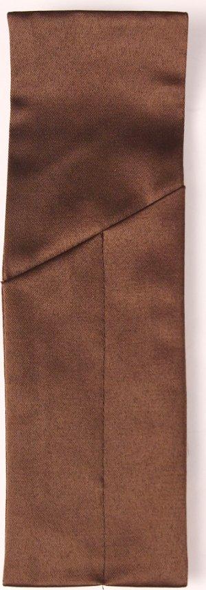 Куверт Ричард коричневый на 2 прибора правый