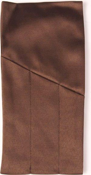 Куверт Ричард коричневый на 3 прибора левый