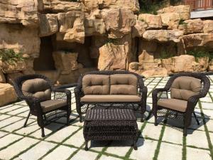Комплект мебели Лира из искусственного ротанга
