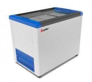Ларь морозильный GELLAR FG 350 C синий
