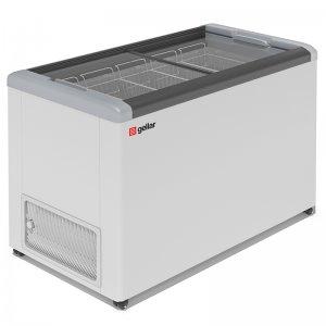 Ларь морозильный GELLAR FG 400 C серый