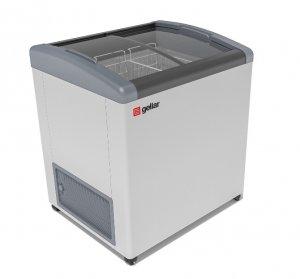 Ларь морозильный GELLAR FG 275 E серый