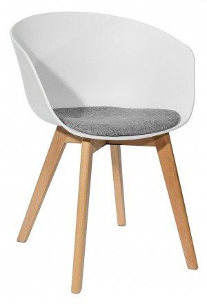 Кресло Лимбо с мягким сиденьем (деревянный каркас)