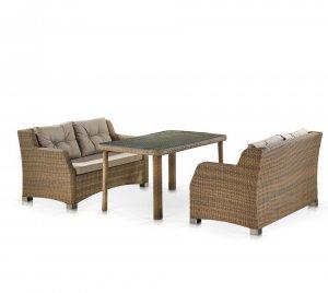 Комплект мебели Самуи-2 из искусственного ротанга