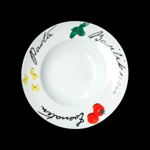 Тарелка для пасты Черри CaBaRe 300 мм