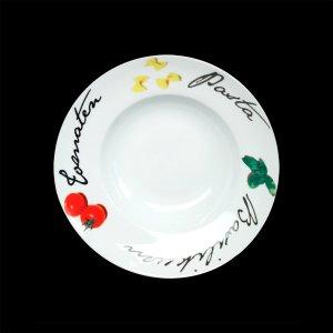 Тарелка для пасты Черри CaBaRe 265 мм