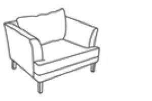 Кресло Портофино