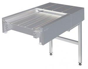Промежуточный модуль транспортера для сбора грязной посуды Каюр-М длиной 1 м
