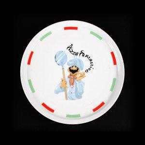 Тарелка для пиццы Повар CaBaRe 300 мм
