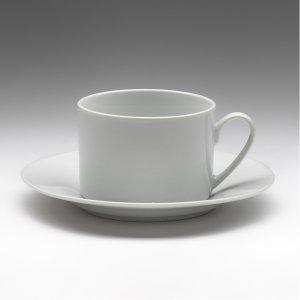 Чайная пара с круглым блюдцем Tvist 220 мл