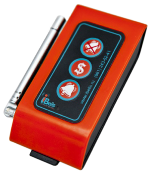 Кнопка вызова персонала iBells-307