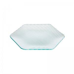 Блюдо шестиугольное Corone Aqua 320 мм