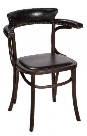 Кресло Амьен с мягким сиденьем (деревянный каркас)