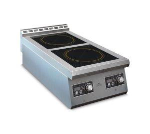 Плита индукционная Luxstahl ПИ 2-700
