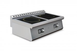 Плита индукционная Luxstahl ПИ 2-ПР