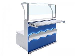 Мармит первых блюд под электрические супницы Luxstahl МПН (С)-1200 Premium