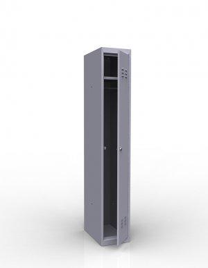 Шкаф металлический для одежды ШР-11 L300 300/500/1850
